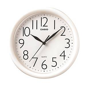 CASIO Wall Clock White