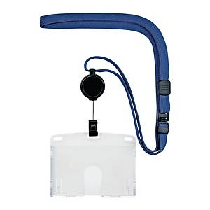 OPEN NL-7P Name Plate with Reel Clip