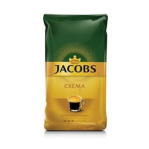 Zrnková káva Jacobs Crema 1 kg
