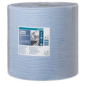 Aftørringspapir Tork W1 Allround, blå, 1.500 ark
