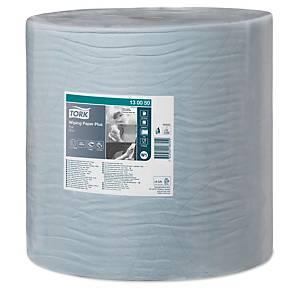 Wischtuch Tork 130050, blau, 1 Rolle á 1500 Blatt