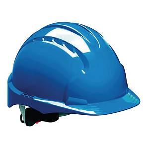 Hełm JSP Evo3 Comfort Plus, pokrętło Revolution®, niebieski, 1 sztuka