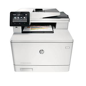 HP LaserJet Pro 200 M477FDN multifunctional color laser printer