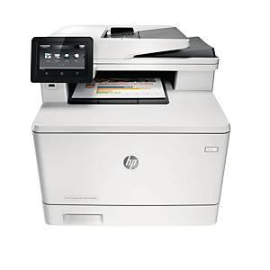 HP LaserJet Color Pro 200 MFP M477fdn 4-in1 kleuren laserprinter