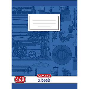 Herlitz Hefte A4 60 Blatt Blanko
