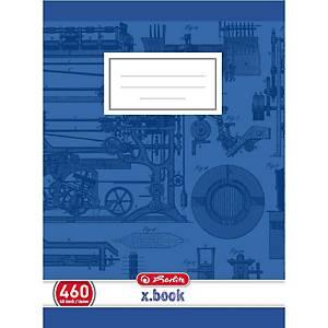 Herlitz 460 Schulheft, A4, blanko