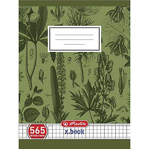 HERLITZ 565 SCHOOL NOTEBOOK A5 5X5