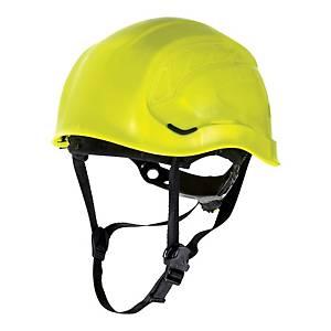 Deltaplus Granite Peak safety helmet, yellow