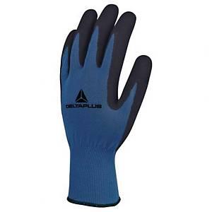 Rękawice poliestrowe DELTA PLUS VE631, rozmiar 10, para