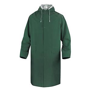 DELTAPLUS MA305 RAIN COAT GREEN XL