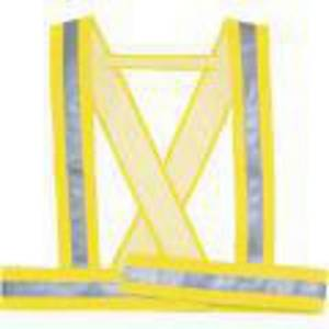 DELTAPLUS BAUCE SHOULDER BELT YELLOW