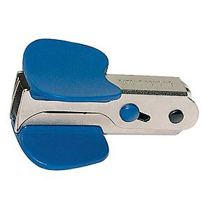 SAX 700 STAPLE REMOVER BLUE