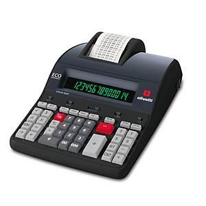 Calculadora de impressão térmica Olivetti Logos 914T - 14 dígitos