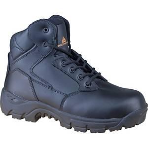 Deltaplus Marines S3 Safety Boots 41 Black