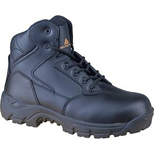 Deltaplus Marines S3 Safety Boots 46 Black