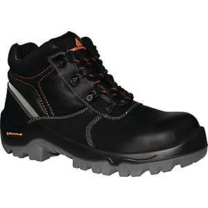 Deltaplus Phoenix high safety shoe S3 SRC leather/composite black - Size 38
