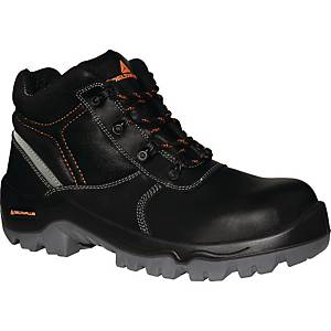 Deltaplus safety boots Phoenix S3 SRC leather size 47 black