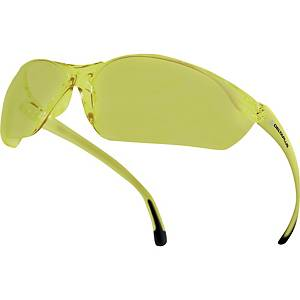Deltaplus Meia Single Lens Glasses Yellow