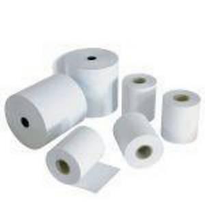 Papírová rolka do kalkulaček a pokladen, šířka 80 mm, průměr rolky 50 mm