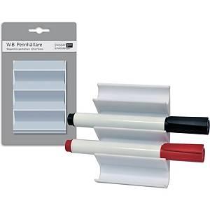 Penneholder Magnetic, hvid