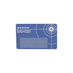 NIPPO TIMEBOY PLUS RFID Card - Pack of 10