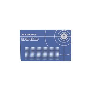 NIPPO TIMEBOY PLUS RFID無線射頻辨識卡 - 10張裝
