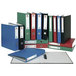 Carpeta Grafoplás - folio - 2 anillas mixtas - lomo 42 mm - rojo
