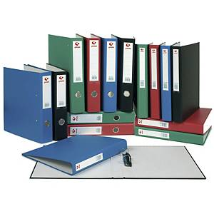Carpeta Grafoplás - folio - 2 anillas mixtas - lomo 58 mm - azul