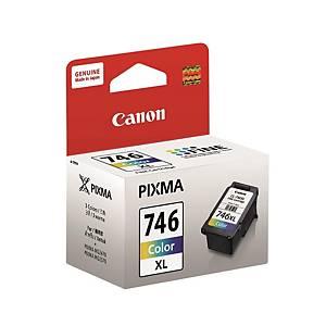 Canon 佳能 CL-746XL墨水盒 彩色