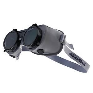 Lunettes masque de protection pour soudeur Bollé Coversal - la paire