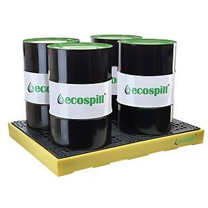 Ecospill P3281713 4 Drum Bunded Workfloor 1660X1260X150mm