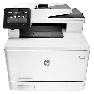 HP Color LaserJet Pro MFP M477fnw lasermonitoimilaite