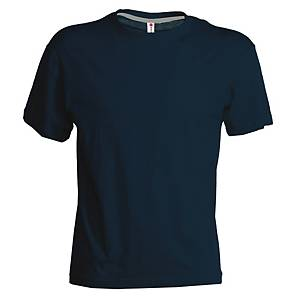 T-shirt manica corta Payper Sunset blu navy tg XL