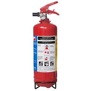 Firetech 13A/89B/C jauhesammutin 2kg