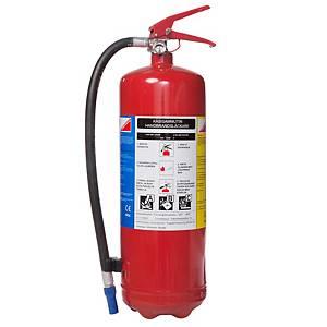 Firetech 43A/233B/C jauhesammutin 6kg
