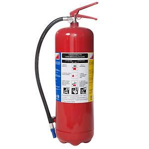 Firetech 55A/233B/C jauhesammutin 12kg
