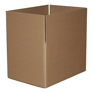 Karton 3-warstwowy, wymiary w mm: dł. 600 x szer. 400 wys. 300, 1 sztuka