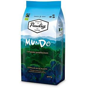 Paulig Mundo kahvipapu luomu 500g