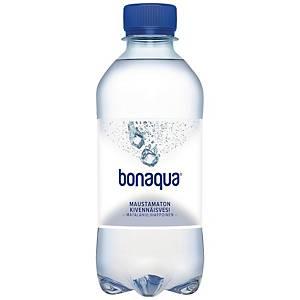 Bonaqua kivennäisvesi 0,33L, 1 kpl=24 pulloa