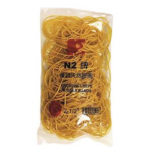 N2 Rubber Bands 2.5 inch
