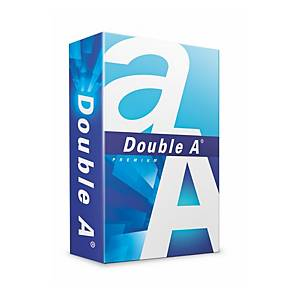 DOUBLE A COPY PAPER A5 80G WH - REAM OF 500 SHEETS