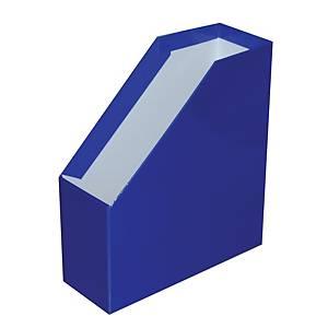SOMOGY MAGAZINE RACK A4 11CM EXTRA BLUE