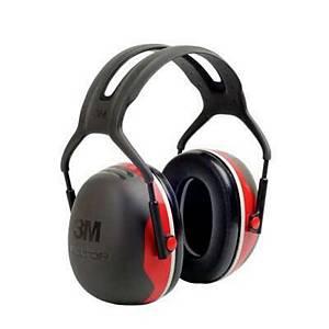 3M Peltor X3A Slim Earmuffs Snr 33
