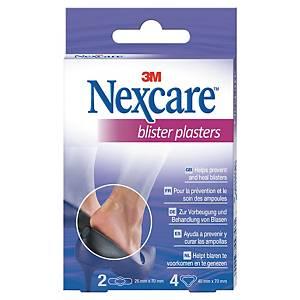 3M Nexcare N1406AS gel plasters assorted - box of 6