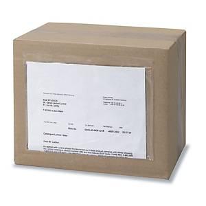 Caja de 250 sobres de envío autoadhesivos - 160 x 110 mm