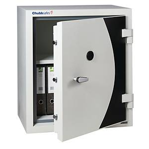 CHUBBSAFES DPC 160 FIRE RES SAFE W/KEY