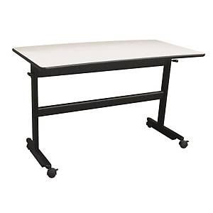 Rectangular Flip Top Table Grey