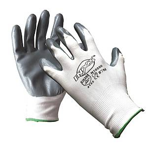 INXS N10500 Nitrile Coated Gloves M