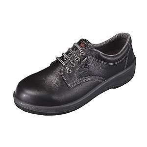 日本Simon 7511 纖維頭安全鞋 27碼