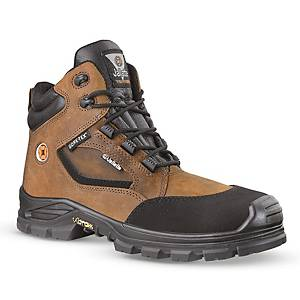 Chaussures de sécurité montantes Jallatte Jalroche S3 - marron - pointure 44